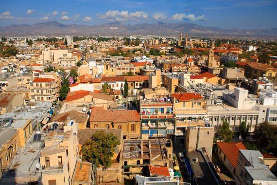 capitale de chypre