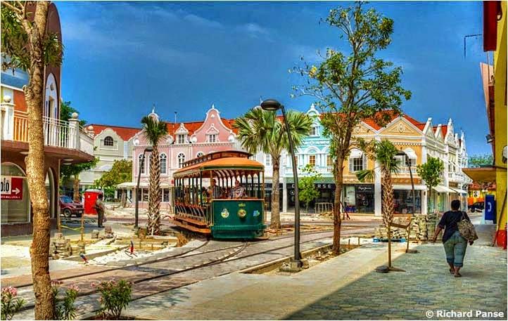photo voyage oranjestad
