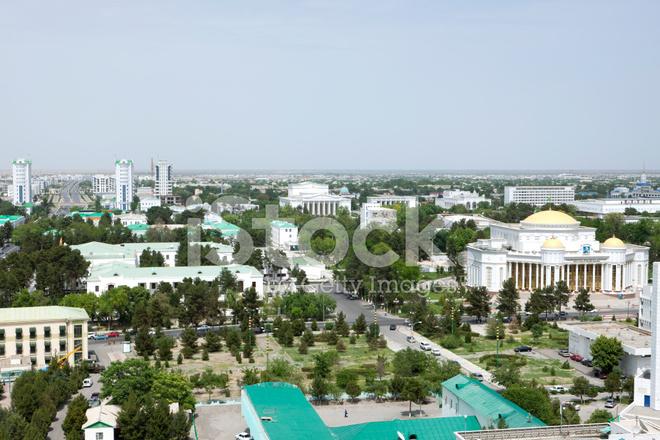 photo voyage achgabat