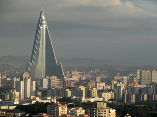 photo voyage pyongyang