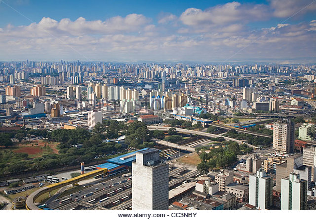 photo voyage sao paulo city
