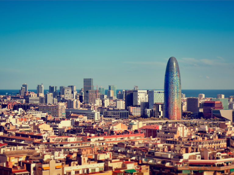 photo voyage barcelone
