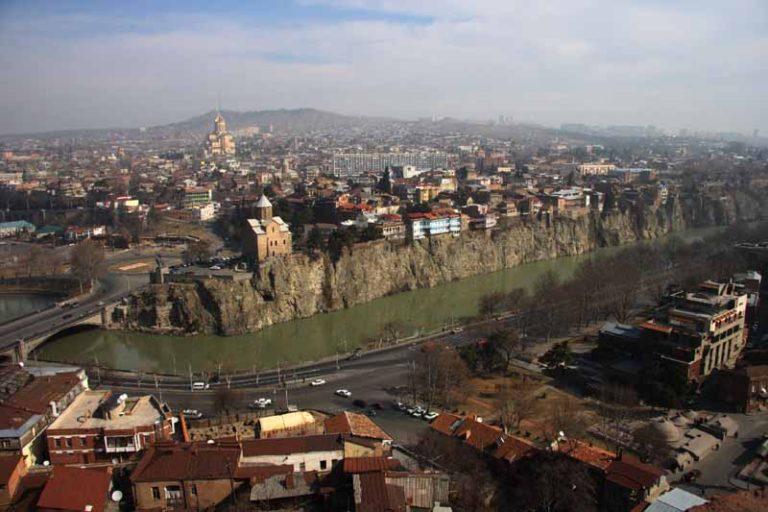 photo voyage tbilissi