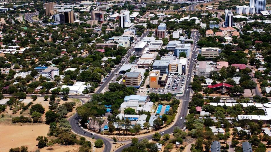 capitale-de-botswana-images