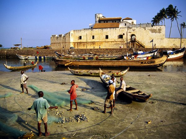 photo voyage ghana