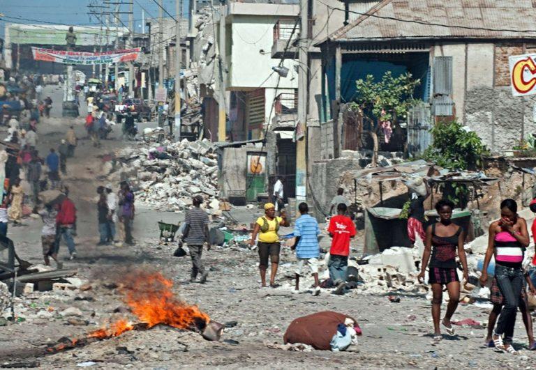 photo voyage haïti