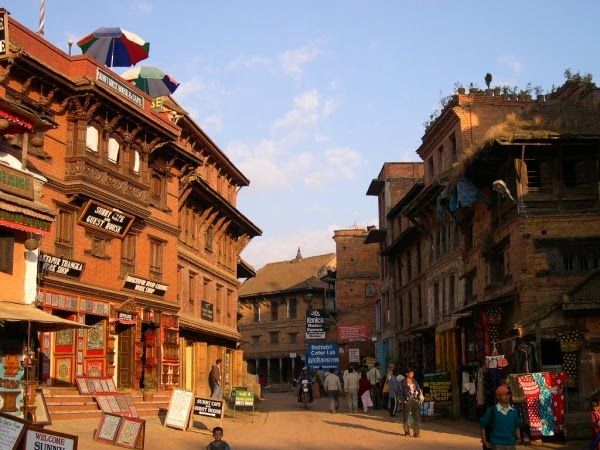 photo voyage katmandou