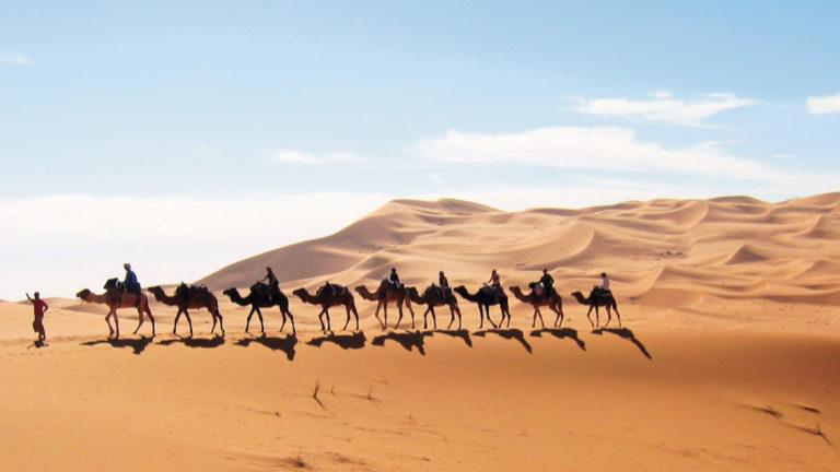 photo voyage maroc
