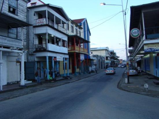 photo voyage paramaribo
