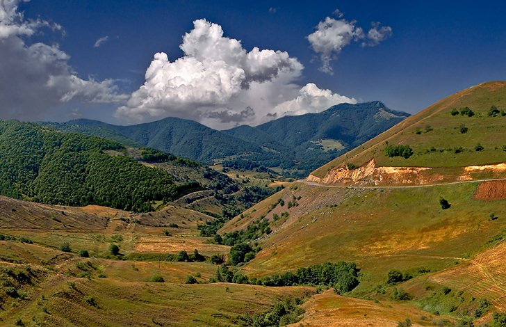 paysage arménie