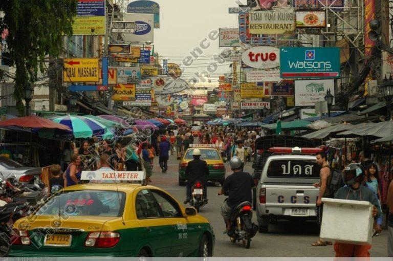 photo voyage bangkok