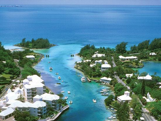 photo voyage bermudes