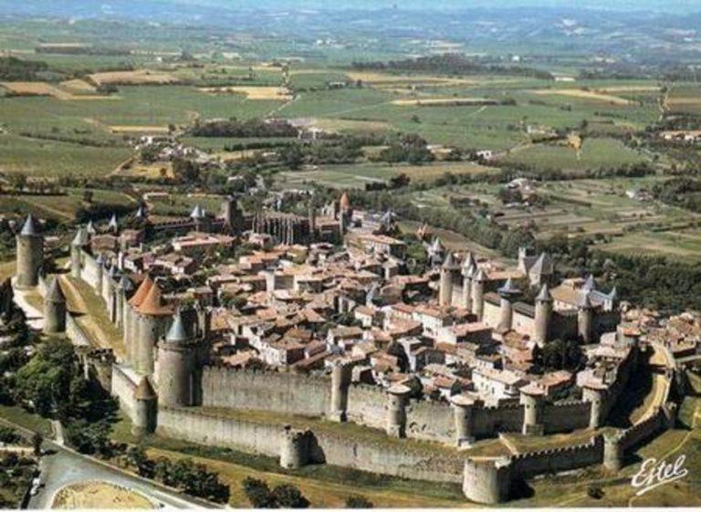 photo voyage carcassonne