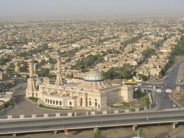 photo voyage irak