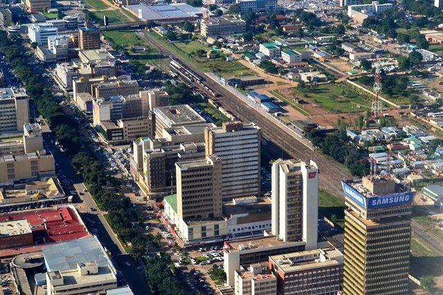 lusaka-zambie