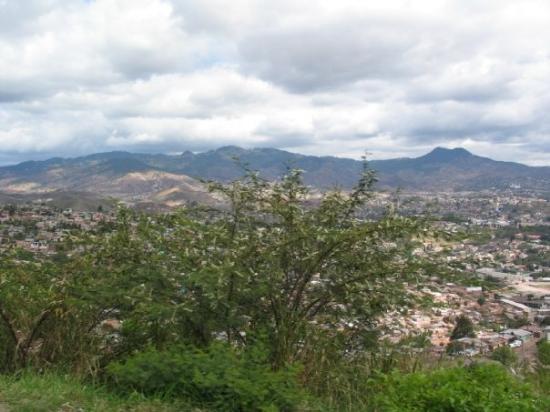 photo voyage tegucigalpa