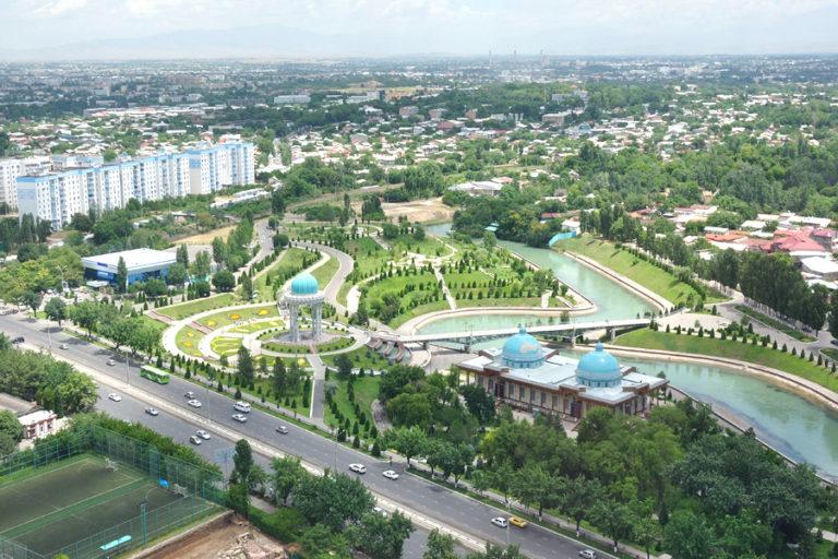 photo voyage tachkent